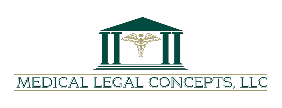 Medical Legal Concepts Logo